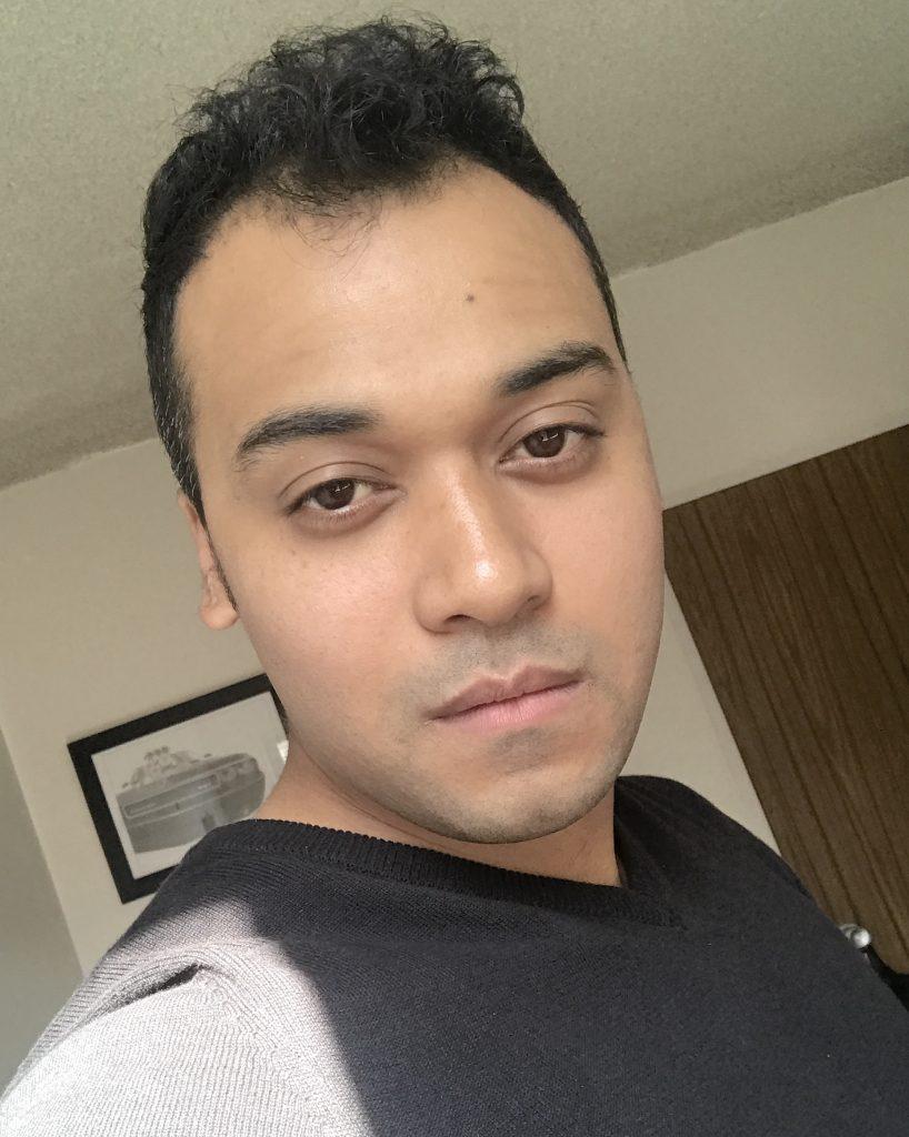 Sandeep Tuladhar - Videographer