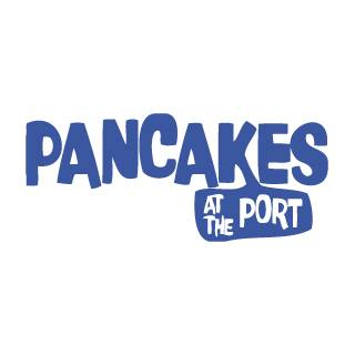 Pancakes at the Port